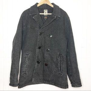 Volcom | Pinstriped Jacket